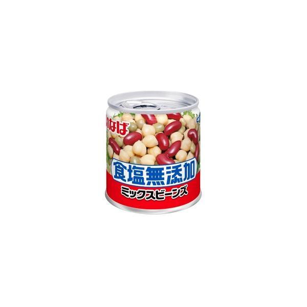 いなば食品 毎日サラダミックスビーンズ 食塩無添加 110g×24缶