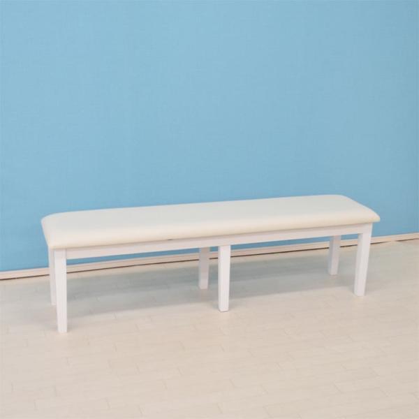 ワケあり アウトレット ダイニングベンチ ベンチチェア 椅子 150cm ac2-150ben-360-wak 371 ダークブラウン クリアナチュラル ホワイト お客様組立品 2s-1k-204|takara21|05