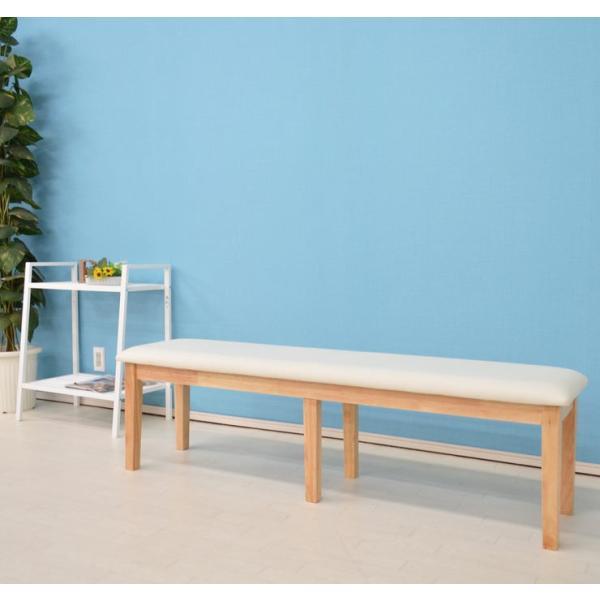 ワケあり アウトレット ダイニングベンチ ベンチチェア 椅子 150cm ac2-150ben-360-wak 371 ダークブラウン クリアナチュラル ホワイト お客様組立品 2s-1k-204|takara21|06