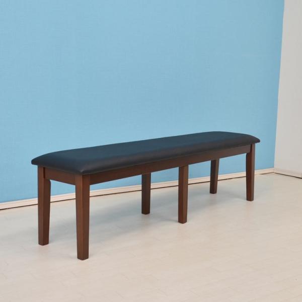 ワケあり アウトレット ダイニングベンチ ベンチチェア 椅子 150cm ac2-150ben-360-wak 371 ダークブラウン クリアナチュラル ホワイト お客様組立品 2s-1k-204|takara21|07