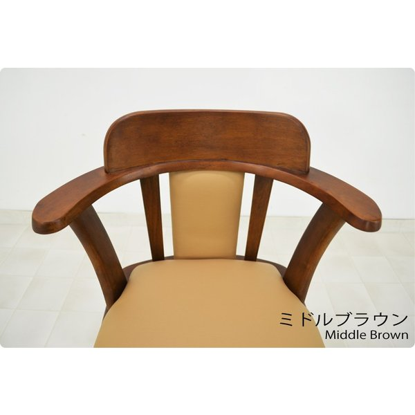 180 ダイニングテーブルセット 7 点 肘付き回転イス 椅子 morisu -360 bist ライトブラウン ライトブラウン色 北欧 ダイニングセット 6人掛け 161 takara21 04