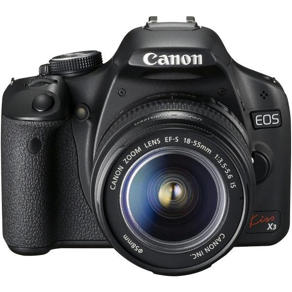 キャノン Canon kiss X3 EF 80-210mm レンズセット デジタル一眼レフ カメラ 中古 初心者おすすめ