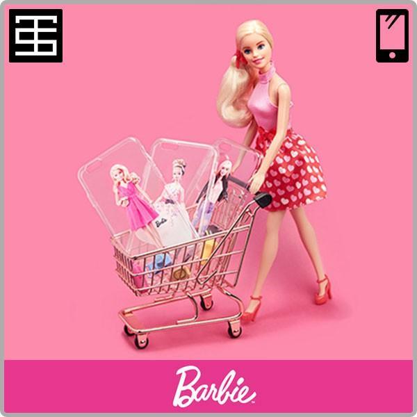 a6170c1dce アイフォン ケース カバー スマホ ケース iPhone case Barbie doll iPhoneケース バービー 人形 ドール クリア ピンク  ...