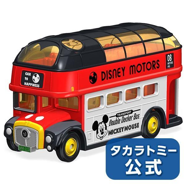 タカラトミーモールオリジナル ディズニーモータース サニーデッカー ミッキーマウス