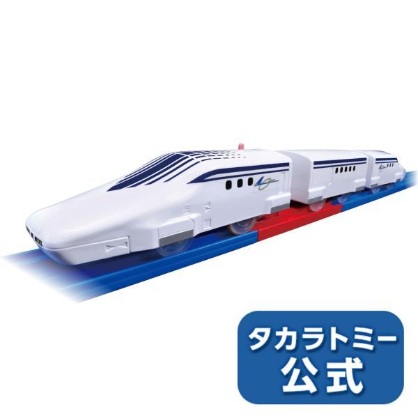 プラレール S-17 レールで速度チェンジ!! 超電導リニアL0系|takaratomymall