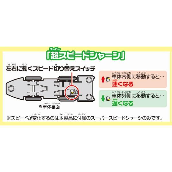 プラレール S-17 レールで速度チェンジ!! 超電導リニアL0系|takaratomymall|02