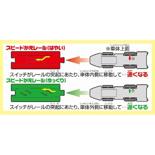 プラレール S-17 レールで速度チェンジ!! 超電導リニアL0系|takaratomymall|03