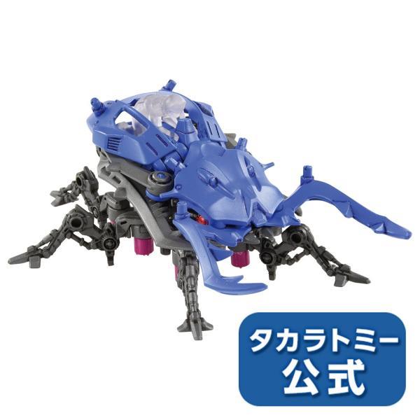ゾイドワイルド ZW07 クワ―ガ takaratomymall