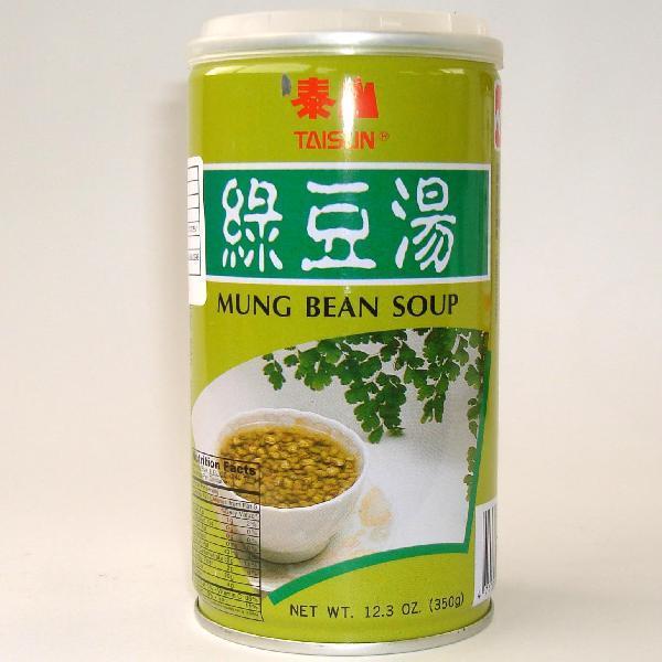 泰山緑豆湯 緑豆スープ 台湾産/缶詰