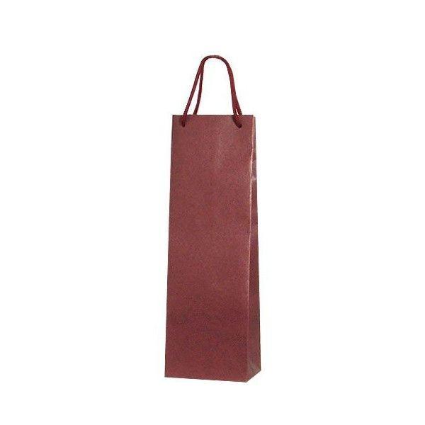 ギフト袋(ワイン色/1本用)