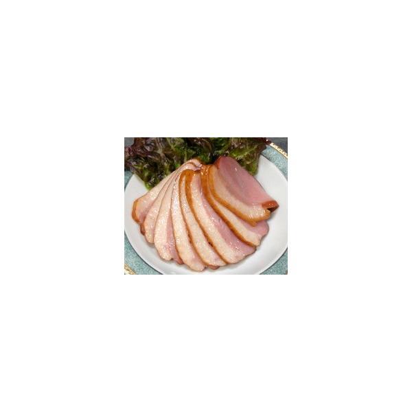 【冷凍便】合鴨ロース、スモーク約200g/袋【アイカモの燻製、かも】