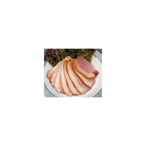 【冷凍便】合鴨ロース、スモーク 山椒風味 約200g×1袋【アイカモの燻製、かも】
