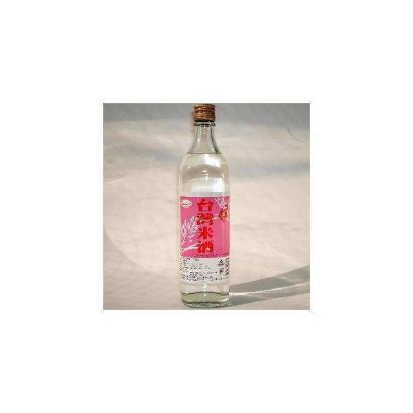 台湾米酒600ML/瓶【米焼酎、調理酒】台湾産料理酒