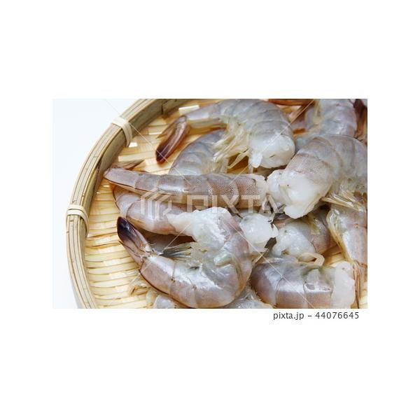 【冷凍便】バナメイエビ 蝦無頭1.8kg生 殻つき海老26-30サイズ 冷凍えび 無頭エビ(ko)