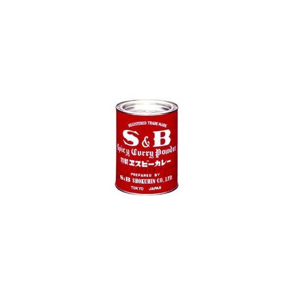 (全国送料無料・代引不可)S&B 特製エスビーカレー400g 日本国産エスビー食品 赤缶