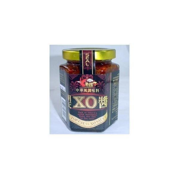 【送料無料・代引不可】老騾子 朝天XO醤180g/1瓶 賞味期限20220401台湾産最高級食べるラー油