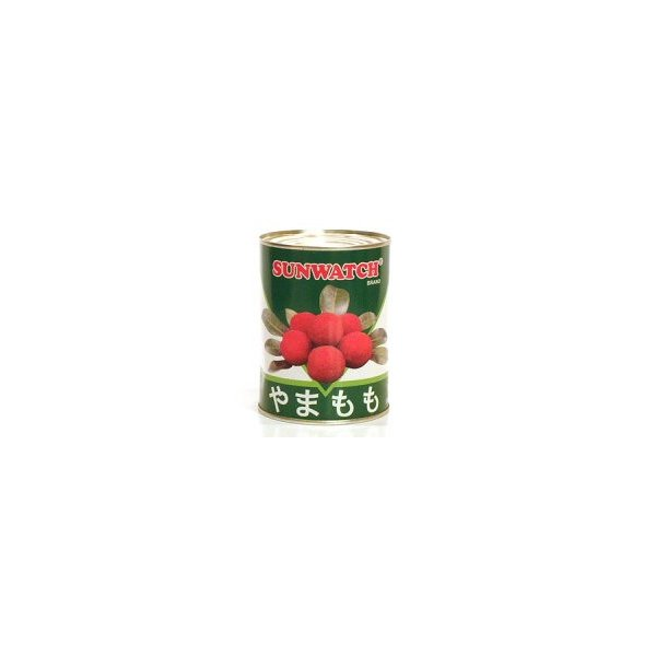 サンウォッチ 楊梅 やまももシロップ漬け 567g 山桃 フルーツ缶詰