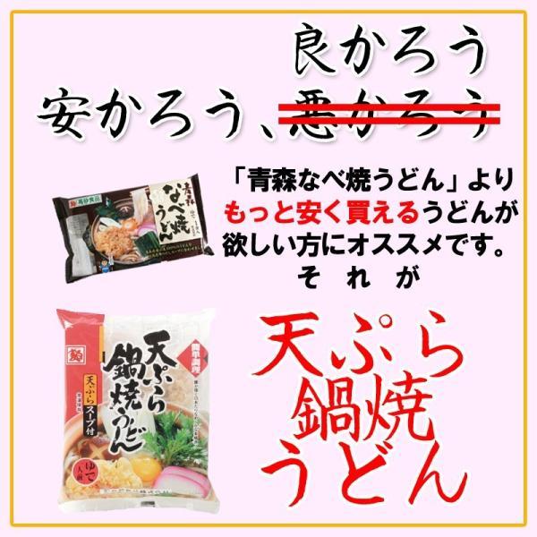 天ぷら鍋焼うどん 1ケース10食 ゆで麺 サクサク 送料無料|takasago-mejya|02