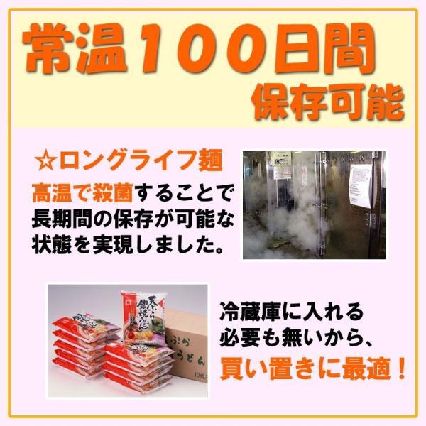 天ぷら鍋焼うどん 1ケース10食 ゆで麺 サクサク 送料無料|takasago-mejya|06