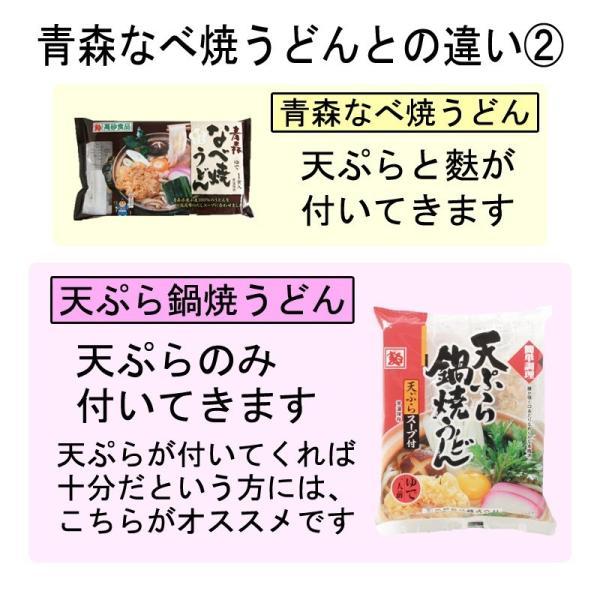 天ぷら鍋焼うどん 1ケース10食 ゆで麺 サクサク 送料無料|takasago-mejya|08