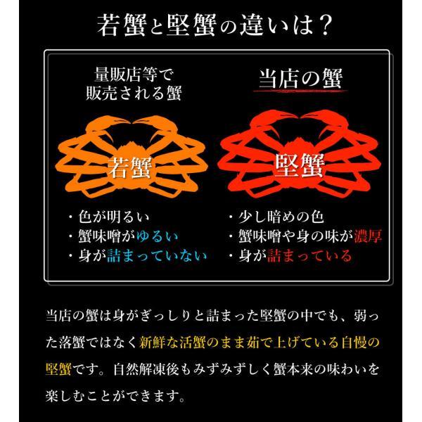 カニ 蟹 かに ズワイガニ ずわいがに 姿 超特大 900g〜950g ボイル ギフト ズワイ蟹 ポイント消化|takasui|08