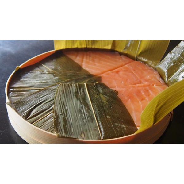 【富山名産】出来立て直送!毎朝5時から製造の高田屋の美味しい「ますのすし 一重」(鱒寿司/ます寿し/ます寿司/お寿司)|takataya|06