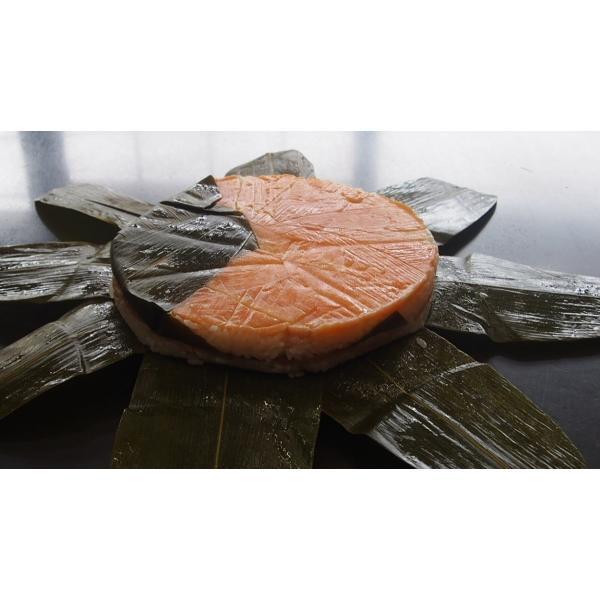 【富山名産】高田屋の美味しい「ますのすし 二重」(鱒寿司/ます寿し/ます寿司/お寿司)|takataya|08