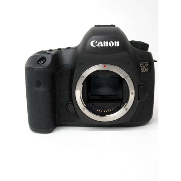 キヤノン『EOS 5Ds ボディー』EOS5DS 5060万画素 フルサイズ 61測距点 デジタル一眼レフカメラ【中古】
