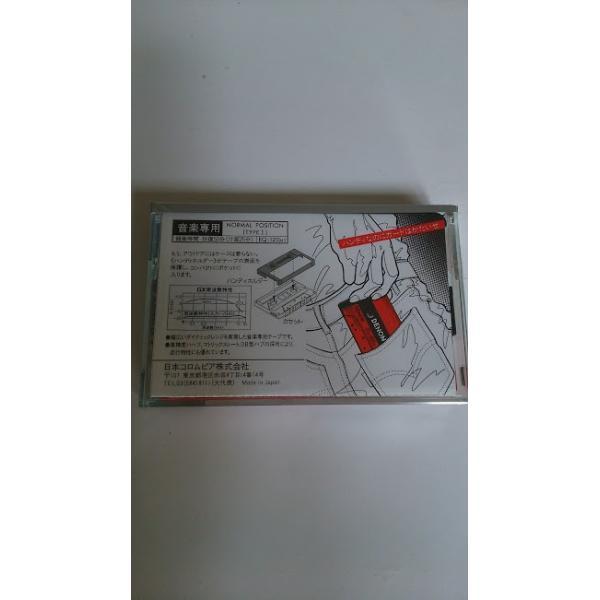 DENON  POCKET50 録音 生テープ カセットテープ