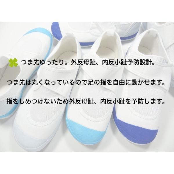 教育パワーシューズ 上履き 子供 幅広 体育館履き 校内履き 上靴 2足で送料無料|takeda9210|10