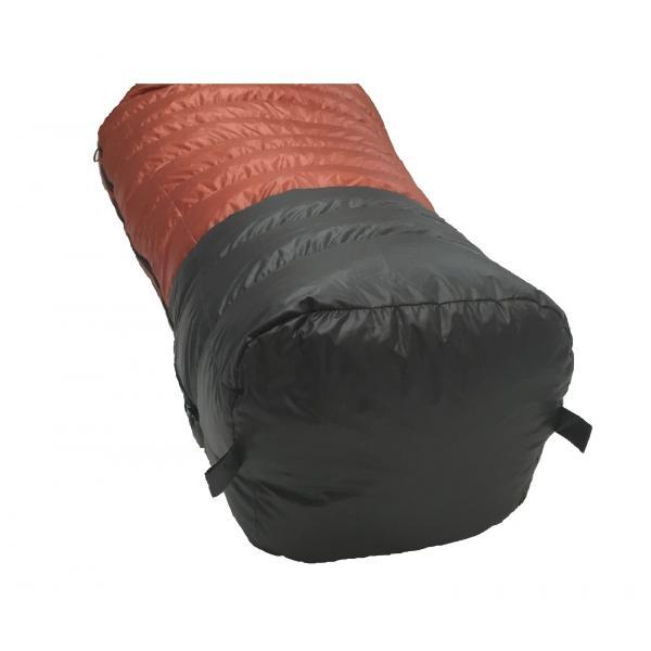 寝袋 シュラフ タケモ Takemo スリーピングバッグ 11 ストリージバッグ付 登山 冬用|takemo|04