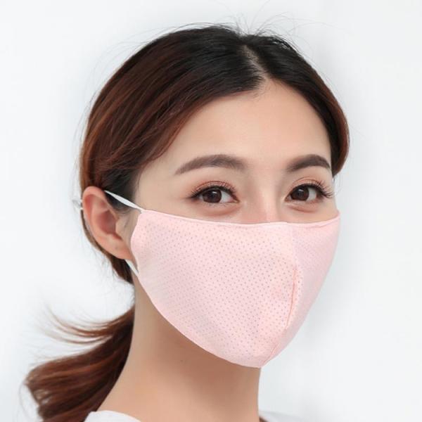 送料無料接触冷感マスク 大人用マスク 洗える 2枚セット ひんやり 夏用マスク 繰り返し使える 涼しいマスク 布 水洗いOK  大人用 UVカット 立体 日焼け|takeoff-inc|04