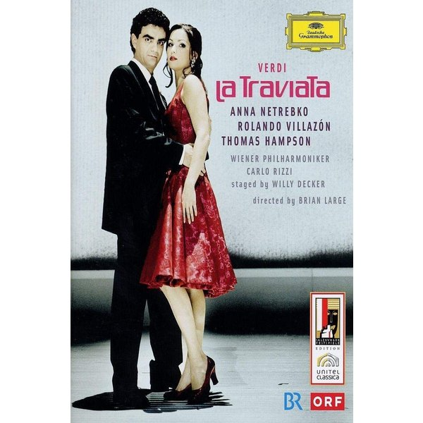 Verdi: Traviata Blu-ray Import