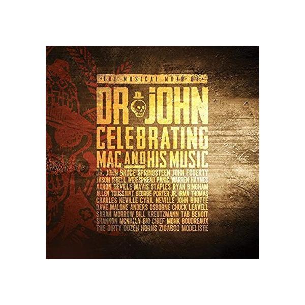 Musical Mojo of Dr John: a Celebration of Mac & DVD