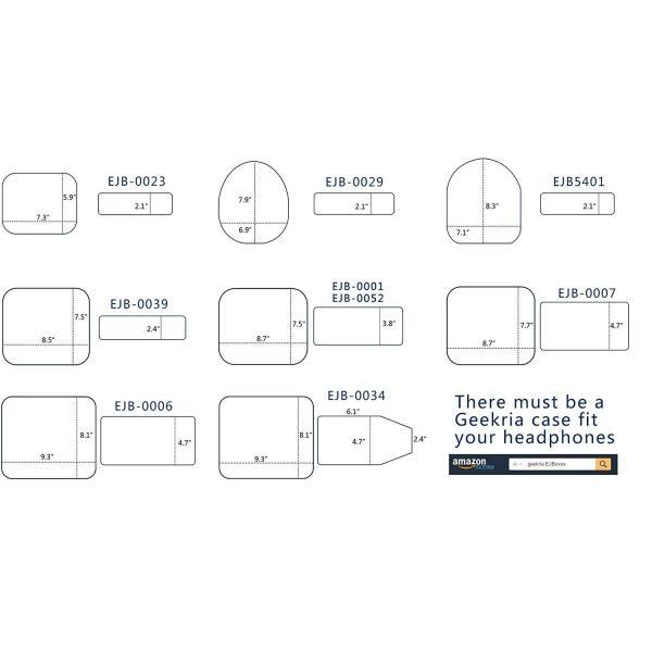 Sennheiser HD650, HD600, HD598, HD558, HD518, AKG K550, K551, K701, AT