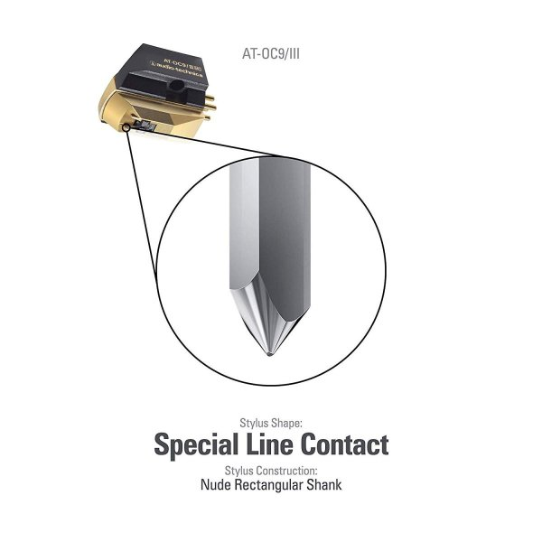 audio-technica MC型ステレオカートリッジ AT-OC9/3|takes-shop|02