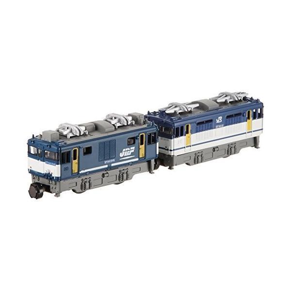Bトレインショーティー EF64形電気機関車0番台・1000番台貨物更新色 (機関車2両入り) プラモデル|takes-shop|02