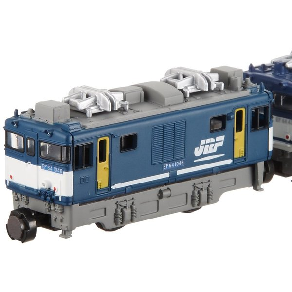 Bトレインショーティー EF64形電気機関車0番台・1000番台貨物更新色 (機関車2両入り) プラモデル|takes-shop|08