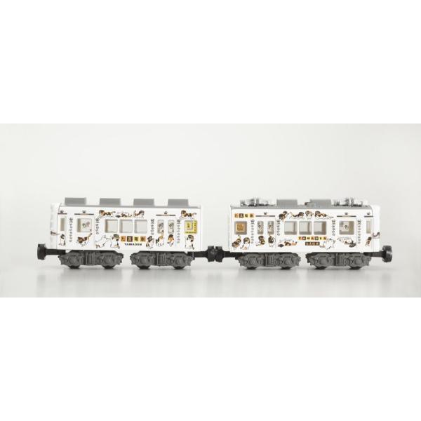Bトレインショーティー 和歌山電鐵2270系・たま電車 プラモデル|takes-shop|02