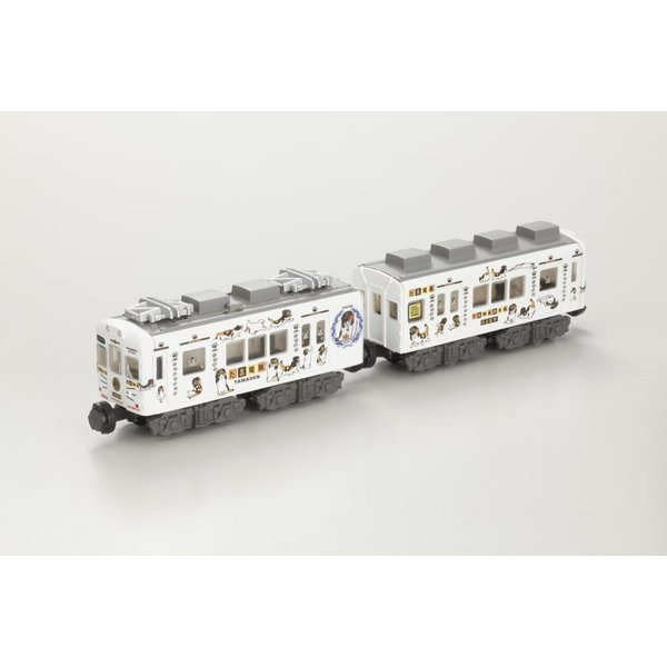 Bトレインショーティー 和歌山電鐵2270系・たま電車 プラモデル|takes-shop|04