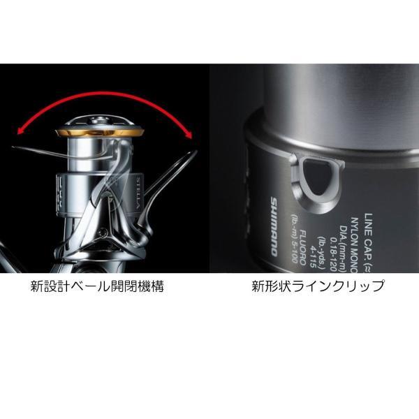 シマノ リール スピニングリール 18 ステラ C2000SHG