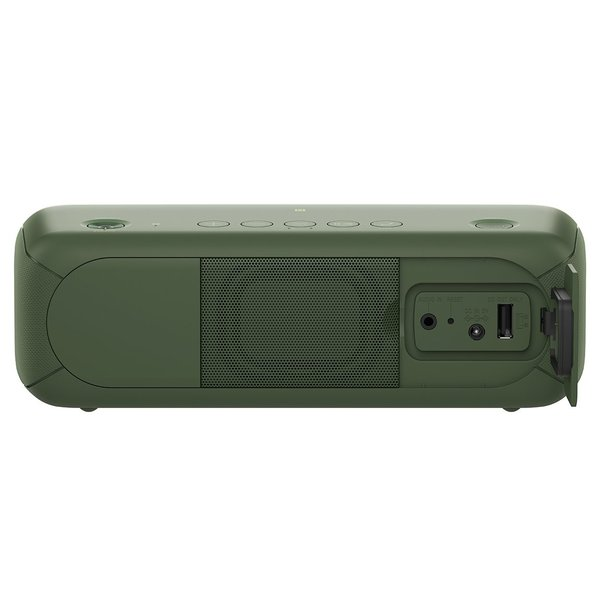 ソニー SONY ワイヤレスポータブルスピーカー 重低音モデル SRS-XB30 : 防水/Bluetooth対応 ライティング機能搭載 グ