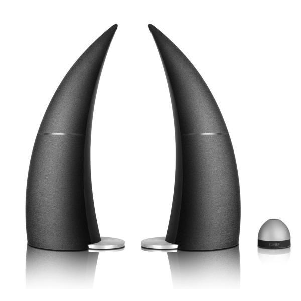 Edifier Bluetooth対応スピーカー Spinnaker ブラック E30-BK