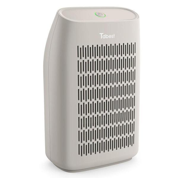 TDBEST 除湿機 除湿乾燥機 梅雨湿気対策 カビ防止 部屋干し 脱臭機能 除菌 700ml容量 お風呂場 台所 トイレ オフィス対応
