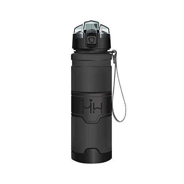 HoneyHolly ボトル 水筒 スポーツウォーターボトル - 400ml-1リットル、BPAフリー 直飲み 漏れ防止 プラスチック水筒|takes-shop|07