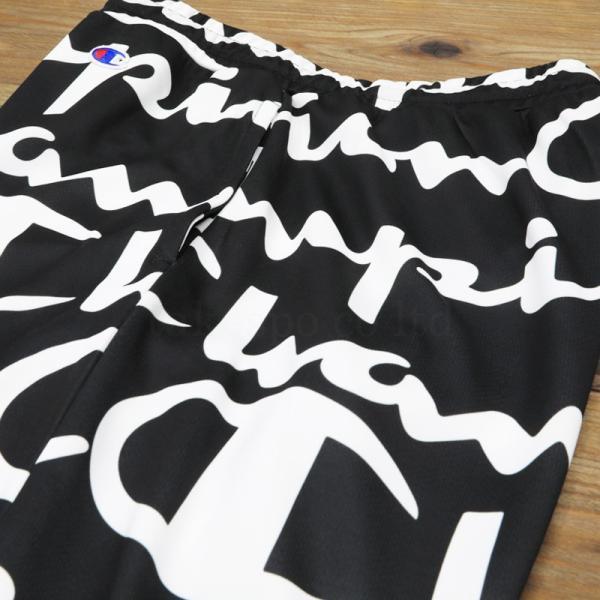 チャンピオン Tシャツ・ハーフパンツ メンズ 上下 Champion 総柄 ビッグロゴ 速乾 防臭 ドライ トレーニングウエア C-VAPOR 送料無料 アウトレット SALE セール|takespo|14
