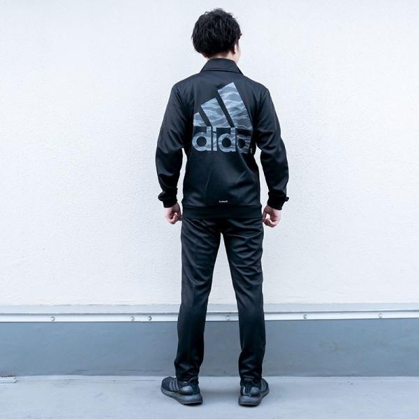 アディダス ジャージ メンズ 上下 adidas ビッグロゴ ロゴ バックプリント トレーニングウエア BACK CAMO バックカモ 送料無料 あすつく 当店限定|takespo|18