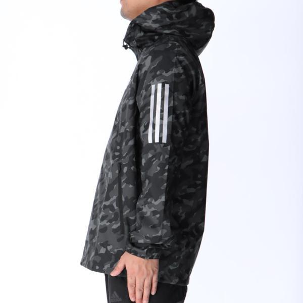 アディダス ウインドブレーカー メンズ 上下 adidas 迷彩 カモ柄 フード付き・裏メッシュ トレーニングウエア 送料無料 新作 takespo 07