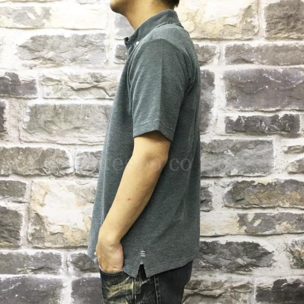 カンタベリー ポロシャツ メンズ 上 CANTERBURY ラグビー ドライ 吸汗速乾 UVカット ボタンダウン 半袖 新作|takespo|07