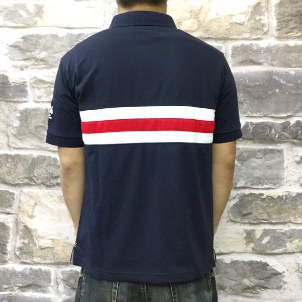 カンタベリー ポロシャツ メンズ 上 CANTERBURY ラガーシャツ ラグビー ドライ UVカット 速乾 半袖 新作 takespo 08